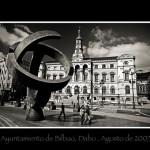 Una foto de Bilbao, para no perder la costumbre -;)