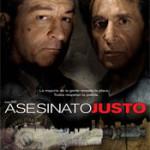 """Asesinato justo o como """"asesinar"""" a dos mitos del cine como De Niro y Pacino."""