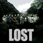 """A buenas horas, viendo """"Lost"""" (Perdidos), ayer 6 capítulos…"""