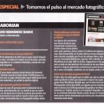 Entrevista en el especial nº 100 de Digital Foto (Caborian)