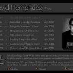 (Presentación) www.davidhernandez.es # Mi tarjeta virtual #