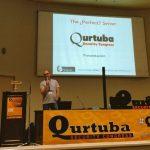 En Qurtuba Security Congress 2017 con: The ¿Perfect? Server