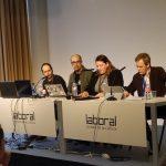 Hablando de (in)Seguridad en Servidores y Aplicaciones Web en La Laboral